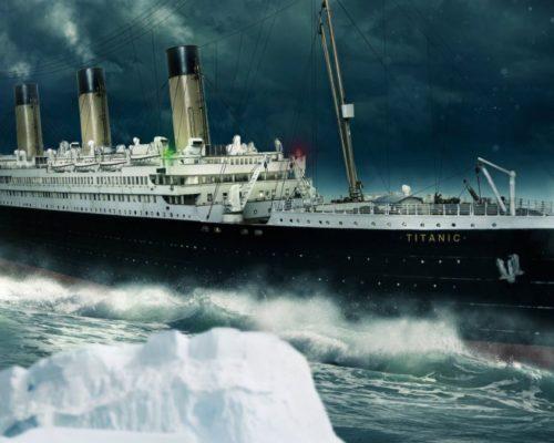 El Titanic, la travesía de un sueño que no llegó a su destino…