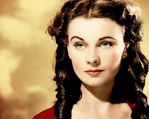 """Scarlett O'Hara, la heroína de """"Lo que el viento se llevó"""""""