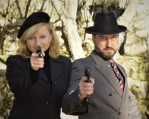 Recordando a Bonnie and Clyde
