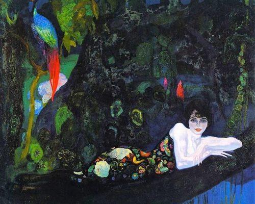 Sombra, de Rosa María Blanco
