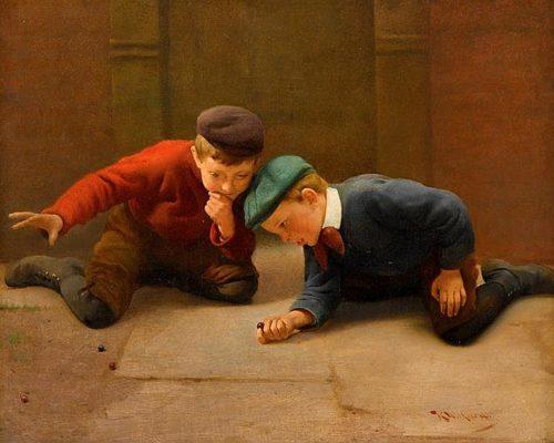 El niño al que se le murió el amigo, de Ana María Matute