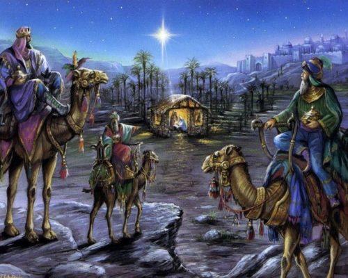 Los Reyes Magos, de Juan Ramón Jiménez