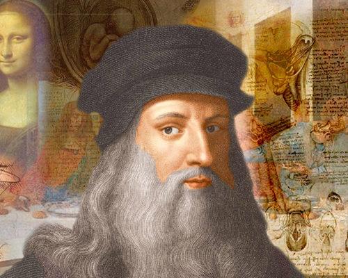 El papel y la tinta, de Leonardo da Vinci