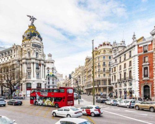 A ti Madrid…