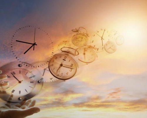 Que el tiempo se pare y no transcurra…